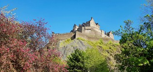 Chateau d'Edinburgh