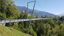 Passerelle panoramique Sigriswil
