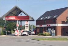 Station essence Lukoil