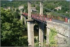 Pont Saint Ilpize de Villeneuve d'Allier