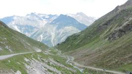 Ötztaler Gletscherstraße Sölden (A)