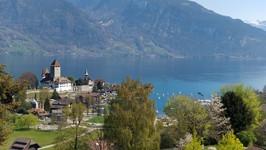 Spiez (lac de Thoune)
