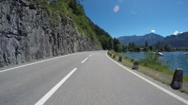Bord du lac de Thun