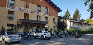 Hôtel Le Relais du Belloch à Angoustrine