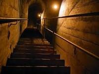 Intérieur du barrage