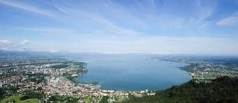 Bregenz et le lac de Constance
