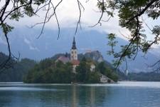 Chapelle et château de Bled
