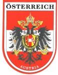 Autriche autocollant